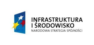 logo i napis infrastruktura i środowisko narodowa strategia spójności